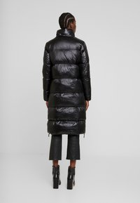 comma casual identity - COAT - Dunfrakker - black