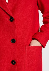 comma casual identity - Classic coat - red - 4