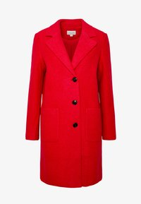 comma casual identity - Classic coat - red - 3