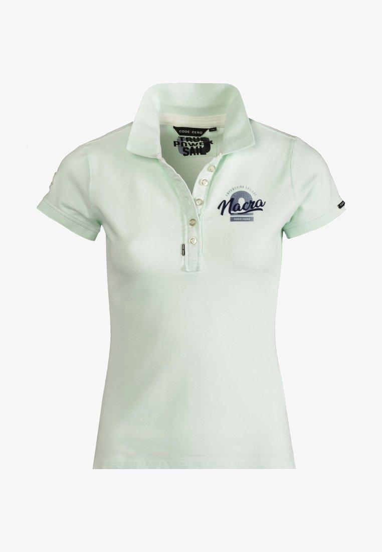 CODE   ZERO - Polo shirt - green