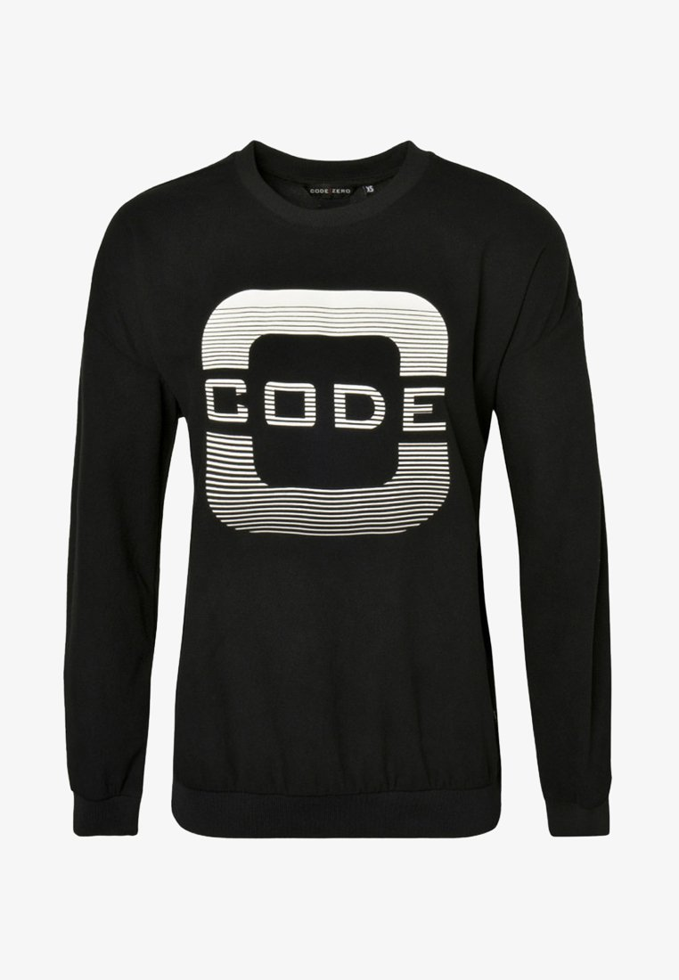 CODE | ZERO - Sweatshirt - black