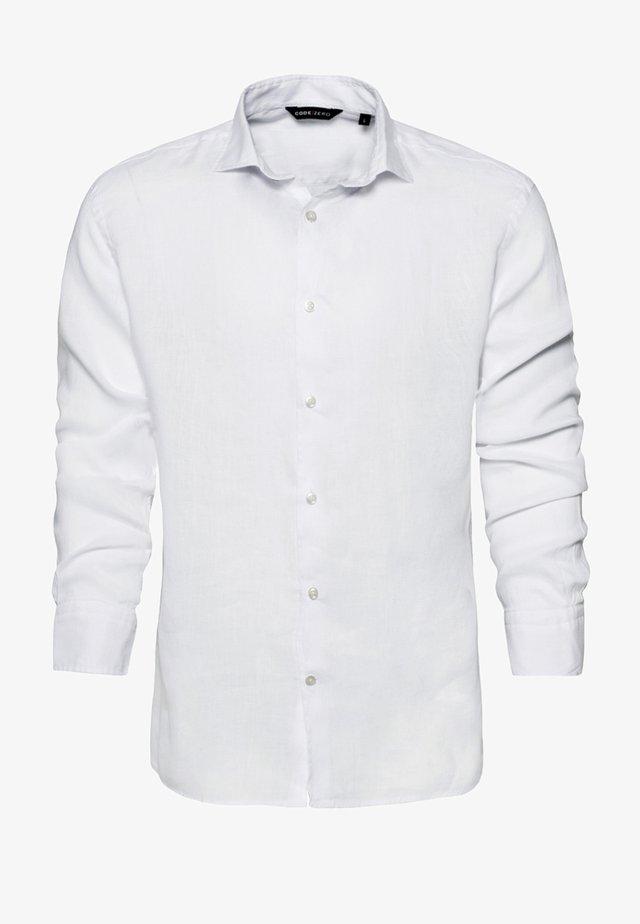 BACKSTAY - Camicia - white