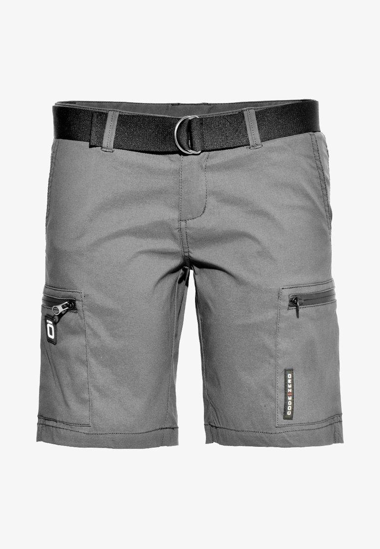 CODE | ZERO - LUFF DAMEN - Shorts - grey