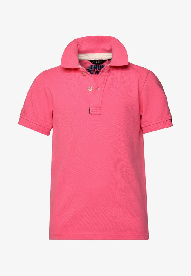 SHORE  - Polo shirt - pink