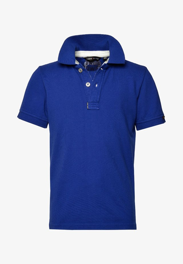 SHORE  - Polo shirt - blue