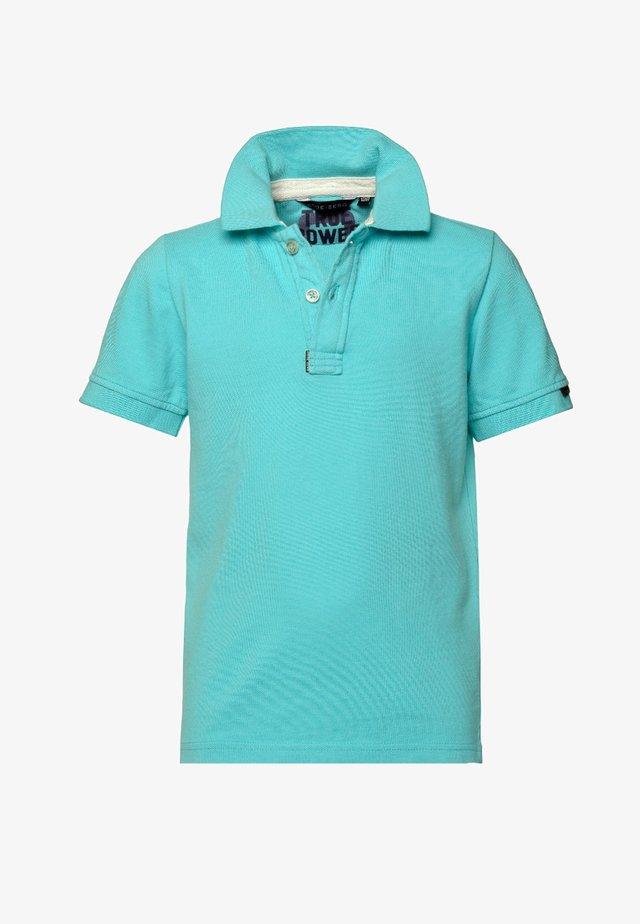 SHORE  - Polo shirt - turquoise