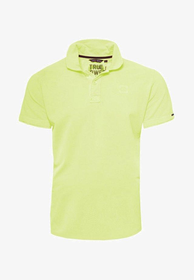 STERN - Polo shirt - yellow