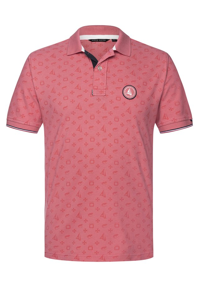 ST BARTH - Polo - pink