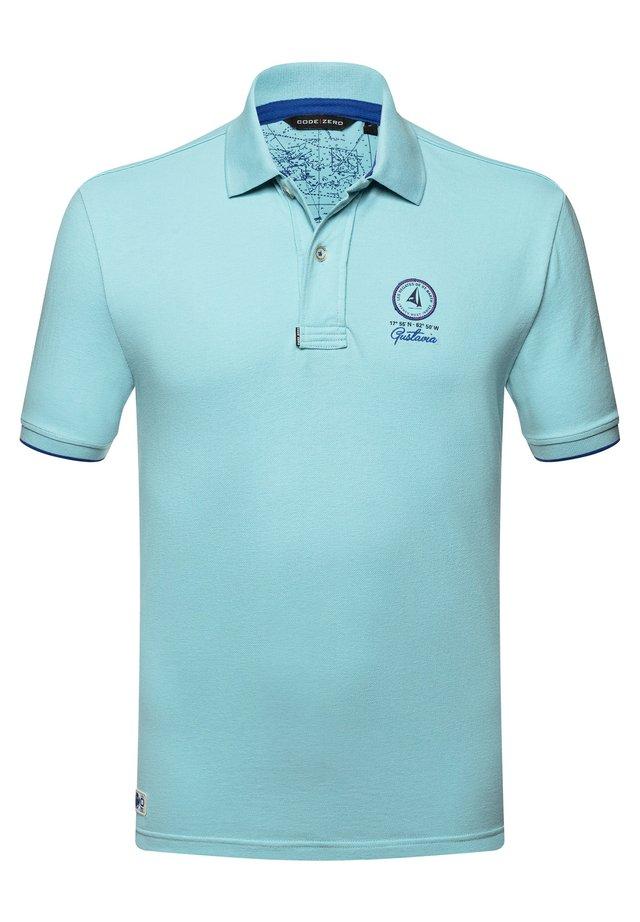 ST JEAN  - Polo - blue glow