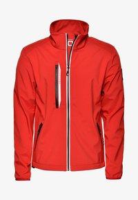 CODE | ZERO - HALYARD - Outdoor jacket - red - 0