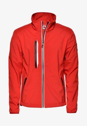 HALYARD - Outdoor jacket - red