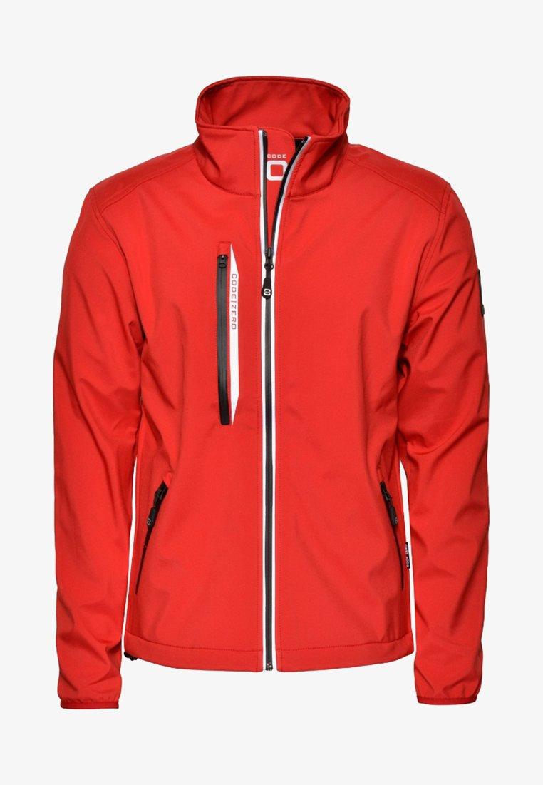 CODE | ZERO - HALYARD - Outdoor jacket - red