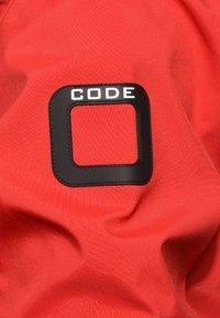 CODE | ZERO - HALYARD - Outdoor jacket - red - 3