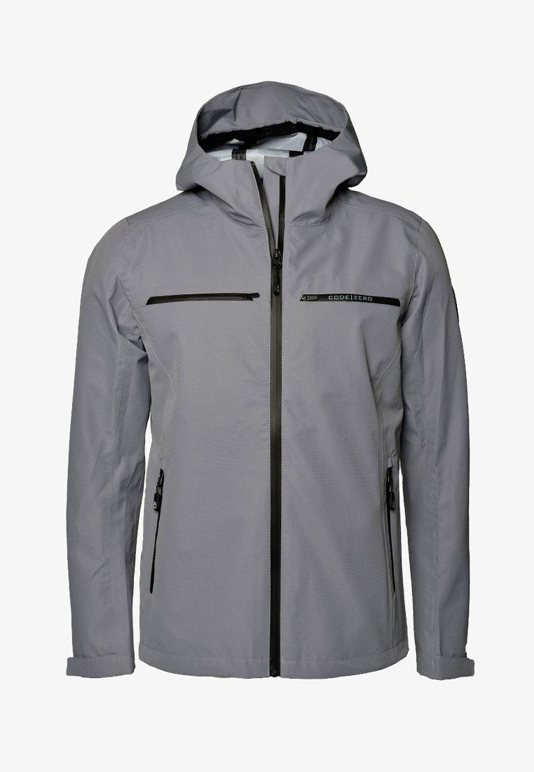 CODE | ZERO - WAYPOINT - Outdoor jakke - grey