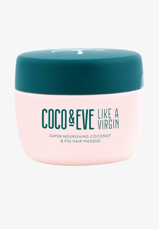 LIKE A VIRGIN SUPER NOURISHING COCONUT & FIG HAIR MASQUE - Hair treatment - -