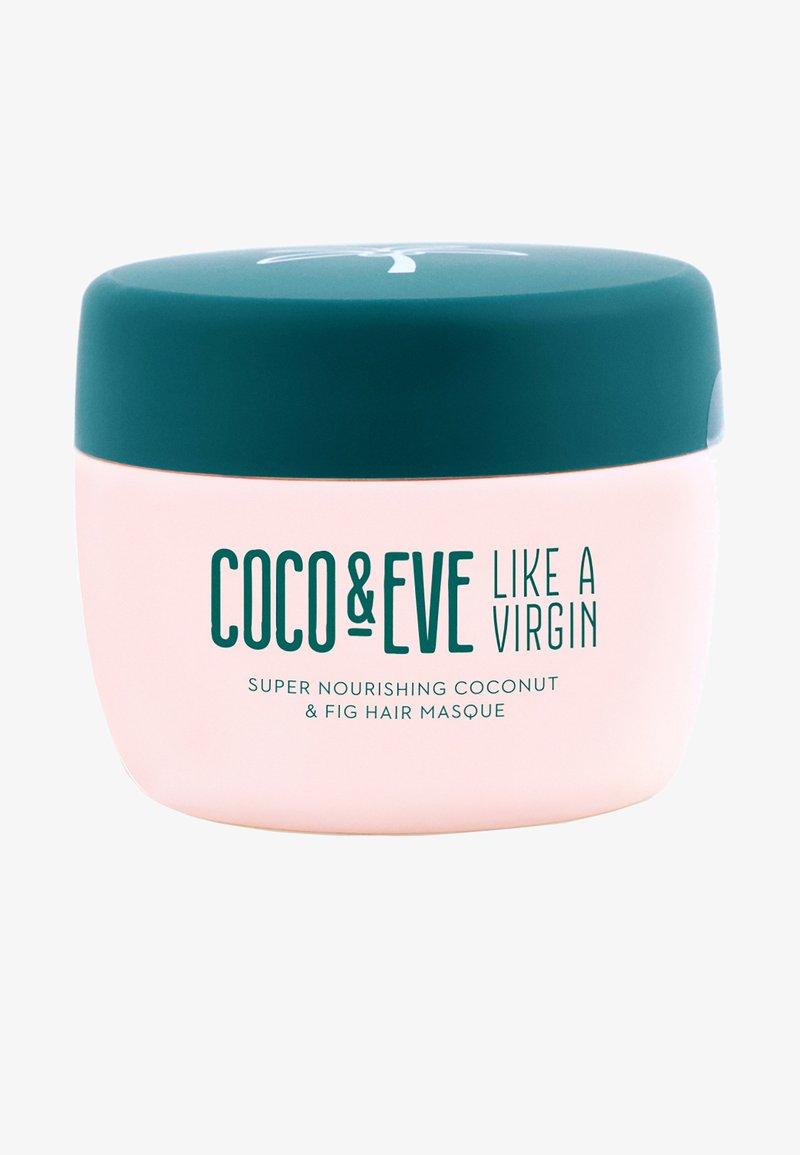 Coco & Eve - LIKE A VIRGIN SUPER NOURISHING COCONUT & FIG HAIR MASQUE - Haarverzorging - -