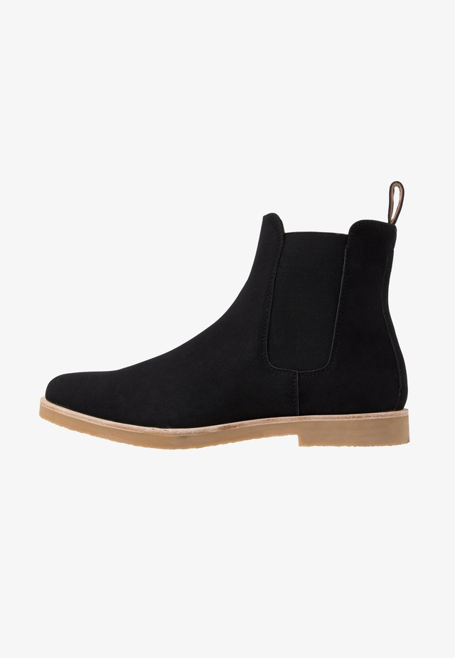 RALTON CHELSEA BOOT - Nilkkurit - black