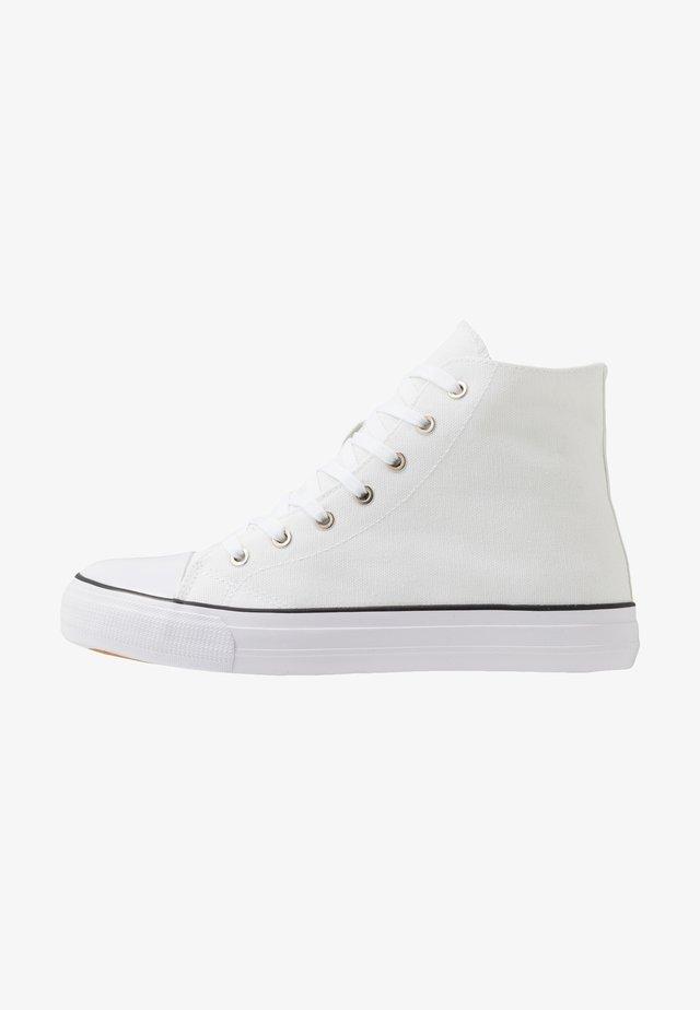 TYLER - Sneakersy wysokie - offwhite