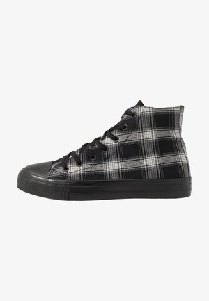 TYLER - Sneakers alte - black/grey