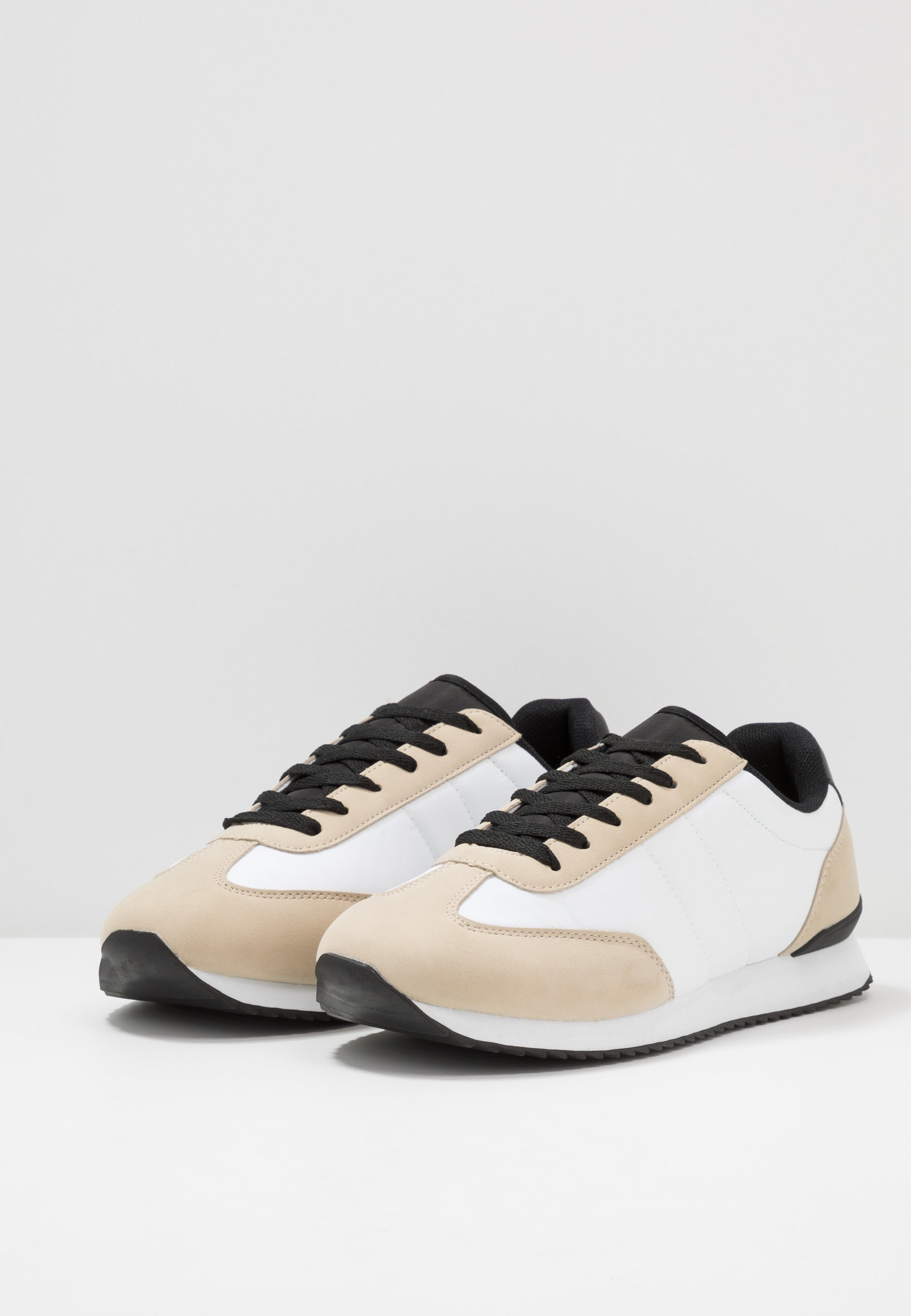 Cotton On RYAN RETRO TRAINER - Sneakers - offwhite/sand