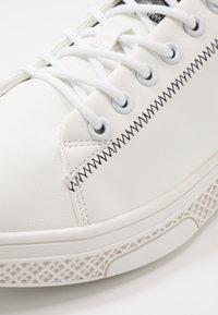 Cotton On - SEBASTIAN TRAINER - Trainers - white/white - 5
