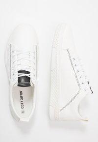 Cotton On - SEBASTIAN TRAINER - Trainers - white/white - 1