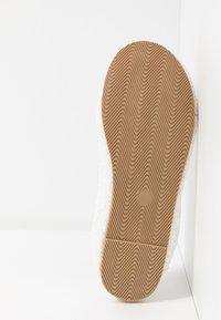 Cotton On - KIDS PRIMO - Ballerina's - white glitter - 4