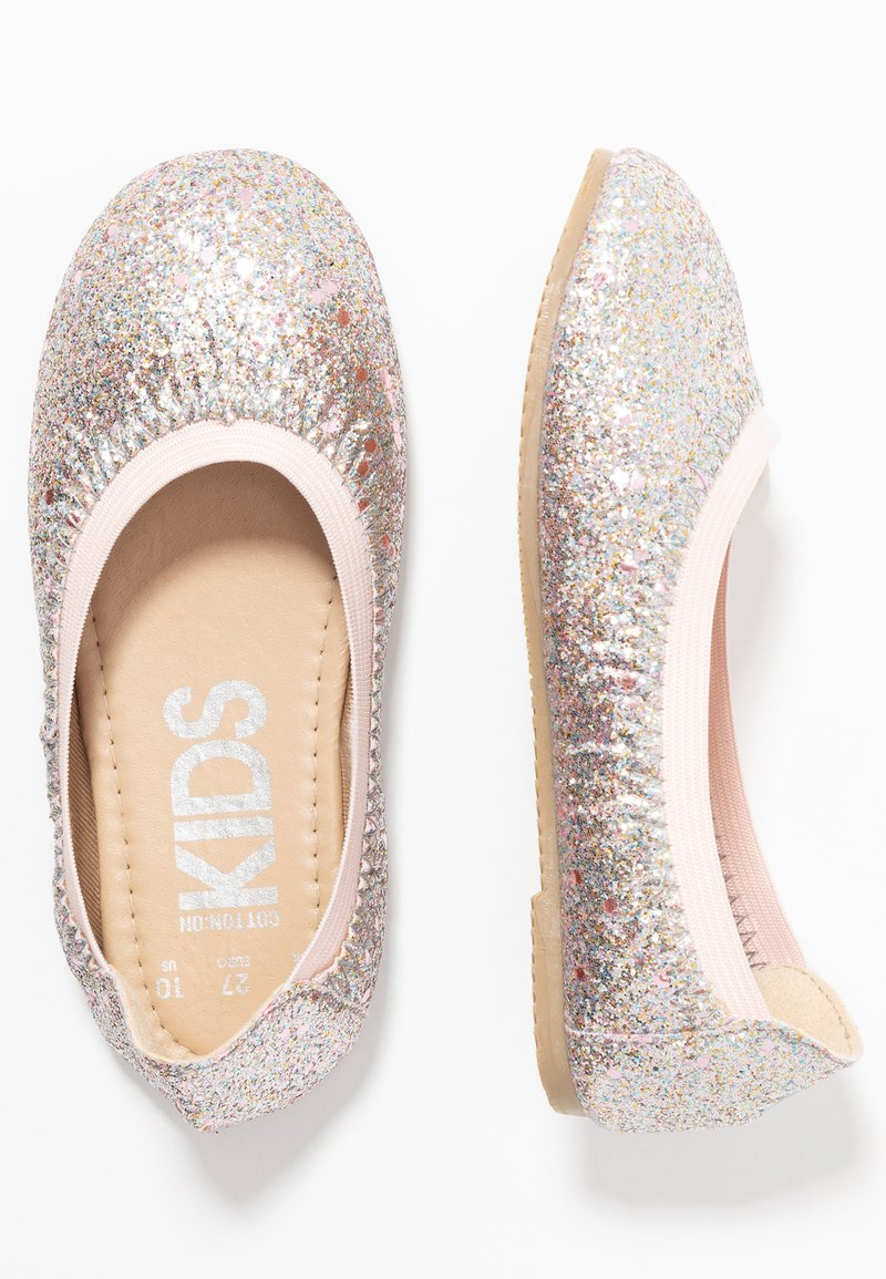 Cotton On - KIDS PRIMO - Klassischer  Ballerina - pink glitter
