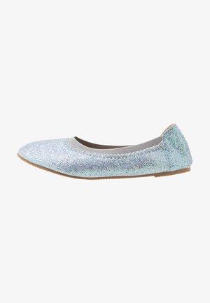 KIDS PRIMO - Ballet pumps - pale blue glitter