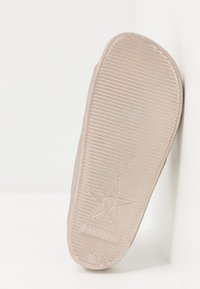 Cotton On - TWIN STRAP SLIDE - Mules - rose gold - 5
