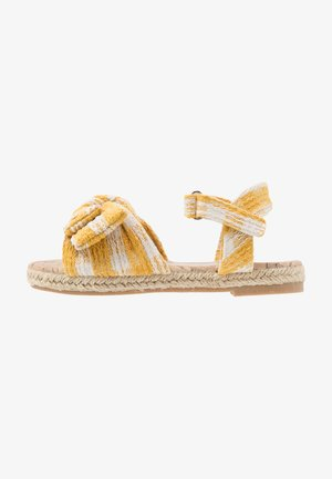 BOW  - Sandales - honey gold