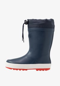 Cotton On - CLASSIC GOLLY - Bottes en caoutchouc - red/peacoat - 1