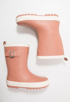 FASHION GOLLY - Wellies - dusty pink/ecru