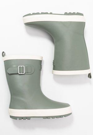 FASHION GOLLY - Wellies - silver sage/ecru