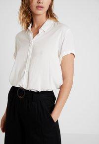 Cotton On - HIGH WAIST CULOTTE - Kalhoty - black - 4