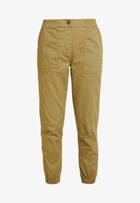 Cotton On - MID RISE CUFFED - Kalhoty - light herb - 5
