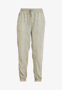 Cotton On - CHELSEA LIGHTWEIGHT - Tygbyxor - washed khaki - 4