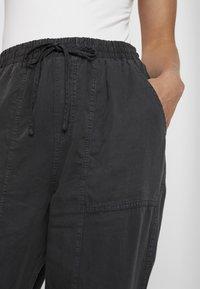 Cotton On - CHELSEA LIGHTWEIGHT - Bukse - washed black - 6