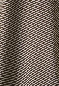 Cotton On - TINA DRESS - Jersey dress - white/dark olive - 2