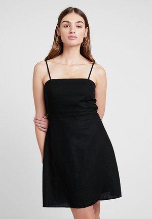 KRISSY DRESS - Vestido informal - black