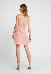Cotton On - KIKI SUMMER MINI DRESS - Robe d'été - rose tan - 3