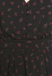 Cotton On - WILLOW TEA DRESS - Denní šaty - black - 6