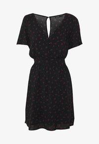Cotton On - WILLOW TEA DRESS - Denní šaty - black - 5