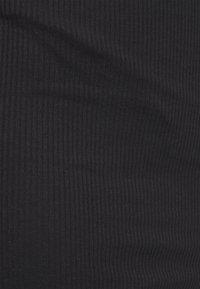 Cotton On - GISELLE SHORT SLEEVE DRESS - Shift dress - black - 4