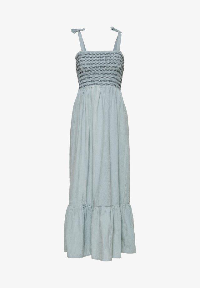SHAE MAXI DRESS - Maxi-jurk - abyss