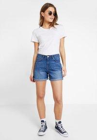Cotton On - THE CREW - Basic T-shirt - white - 1