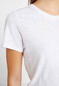 Cotton On - THE CREW - Basic T-shirt - white - 5