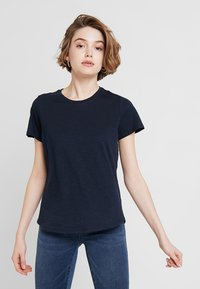 Cotton On - THE CREW - T-shirt basic - moonlight - 0