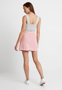 Cotton On - MOLLY WIDE STRAP TANK - Top - grey marle - 2