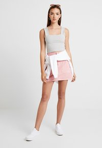 Cotton On - MOLLY WIDE STRAP TANK - Top - grey marle - 1